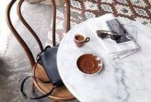 Cafes + Shops