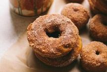 DONUTS / or doughnuts, if you're feeling proper. / by Blogging Over Thyme | Laura Davidson