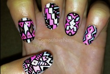 Procrastination-worthy nail art!