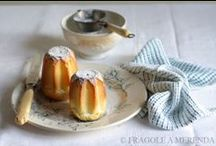 With love, from a tiny kitchen / Dalla cucina di FRAGOLE A MERENDA / by Sabrine d'Aubergine