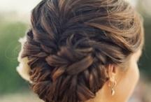 Wedding Hair Ideas / by Brandee Jenks