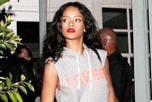 Rihanna's Bad Girl Style / Shop the Princess of Pop's edgy style @ The Trend Boutique