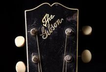 vintage gibson / the guitars i drool over and dream of