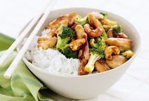 Food Glorious Food / Dinner inspiration.