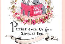 Baby shower / by Maggie Jahn