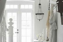 Home: Hallway & Entrance / by Marie Alette