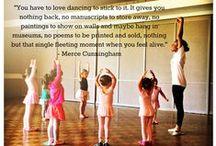 30 Days: Dance Quotes / Dance quotes on photos featuring Dance Daze® Davis students. Learn more: http://dancedazedavis.com/
