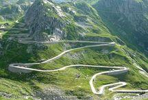 Cycling: climbs and mountain pass / Subidas y puertos míticos