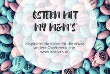 Ostern mit My M&M's / Inspirierende Ideen für die etwas andere Ostereiersuche. Bedruckte My M&M's versüßen das Osterfest und sind zusätzlich individuell personalisierbar.