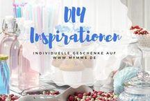 DIY - Geschenke - Basteln - Geschenkideen / DIY Geschenke / Deko mit My M&Ms / Inspirationen & kreative Ideen