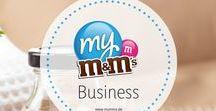 Business Events / Firmengeschenke / Versüßen Sie Ihr Office mit My M&M'S oder geben Sie Ihren Kundentreffen, Konferenzen oder Networking-Events einen personalisierten Touch.