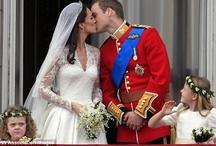 Prince William & Kate / by Jamie Kinder-Brimingham