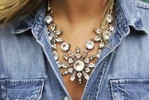 Jewels & Glitter On / by Karen Kasten