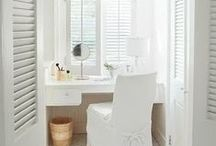 girls bathroom redo / by Brenda Klaus Peters