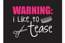 Hairstylist Humor / You know who can tell a good story? A hairstylist/colorist of course!