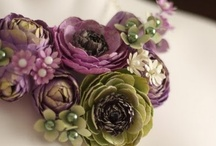 paper flowers ect