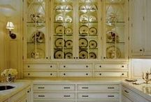 butlers pantry / by Brenda Klaus Peters