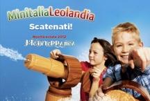 Estate 2012 a Minitalia Leolandia / by Leolandia