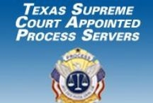 Texas Process Serving Services