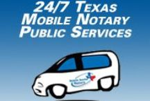 Texas Mobile Notary Services