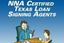 Texas Loan Signing Agent Services