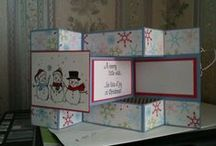 A - Cards to Make / by Patti Jo