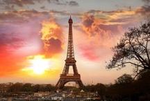 Paris! / by Jamie Kinder-Brimingham