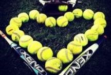 For Love of the Game / Softball/Baseball / by Melissa Schanz