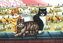 cats mania / Cats in art