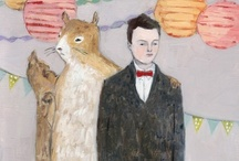 amanda blake and friends / by Tam Foree