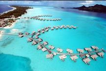 Over The Water Bungalow  / by Roberto Portolese