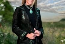 Stylin cowgirl up! / by Karen Kasten