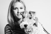 STYLE TAILORS / Stylish people and their pets - check out our Style Tailor interviews at www.styletails.com