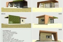 Modern Shed ___[]^^^[]___ / by Roberto Portolese