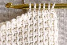 needle & crochet