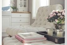 all things white for the home / by Brenda Klaus Peters