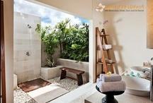 Bathroom Indoor/Outdoor / by Roberto Portolese