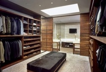Walk-in Closet & Laundry / by Roberto Portolese