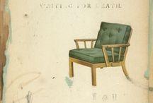 Chair Paintings