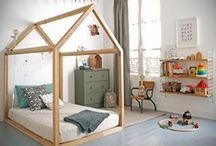Children's Rooms/Play Areas / All things that have to do with children's rooms, play spaces and areas both inside and outside of a home.