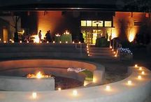Fireplaces & Firepits - We Love FIRE! / Fireplaces & Firepits - All things home fireplace and firepits ideas. Nothing in the world is as cozy, peaceful, romantic or down right sexy as a roaring fire of any kind (wood or gas buring) inside or outside one's home.