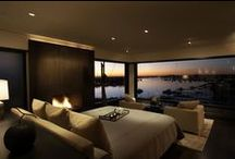 Dream Master Bedrooms / Everything master bedrooms from the ultra exotic to the ultra expensive to the cool country shiek and everything in between.