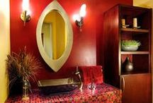 Guest Baths - Half Baths - Powder Rooms / Everything guest bathroom, half baths and powder rooms. From the ultra exotic to the super spendy to the ultra modern and everything in between.