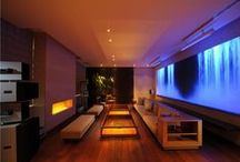 Home Interior & Exterior Lighting / Yes, in this case look at the light don't look away! Everything home interior and exterior lighting. Lights, camera, Pinterest action!