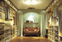 Walk In Closets - Storage Space Ideas / If clothes make the man and women can never have enough shoes this board about everything Walk In Closets and Storage Space Ideas will be right up your alley. / by Mobile Austin Notary