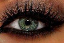 Green eyes / by Karen Kasten