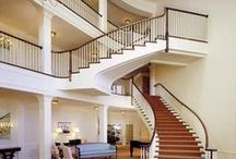 Stairs, Staircases & Railings / All about stairs, staircases and railings.