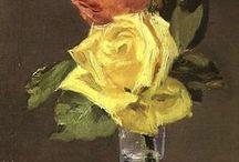 Flower (yellow) Still Life