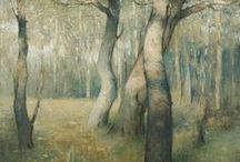 Trees in Paintings