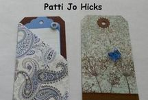 Scrapbooking Tags I've created / by Patti Jo